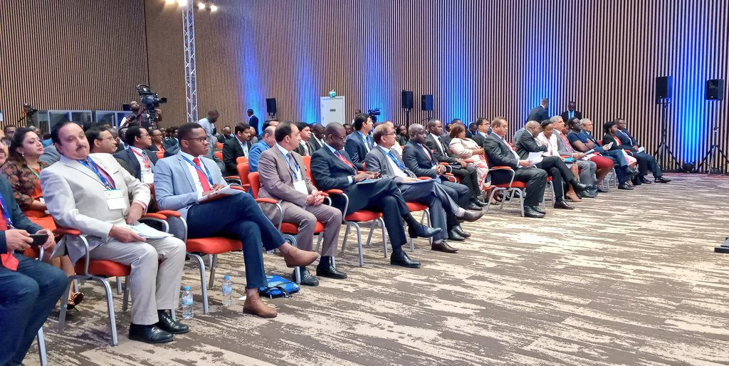 Inventum Participation at ICT Africa conference